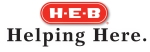 HEB Helping Here logo